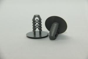 Kopče - Čepovi Čep tepiha prtljažnog prostora - sivi