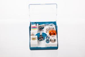Garnitura sijalica H1, H7 EURO kutija ABS Trade Zemun